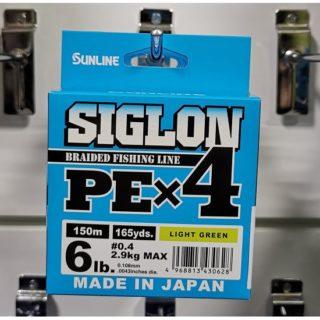 SUNLINE Siglon PE X4 6Lb