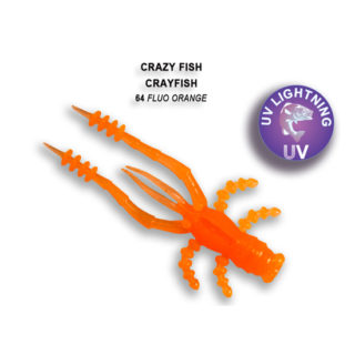 Crazy Fish Crayfish 45 mm