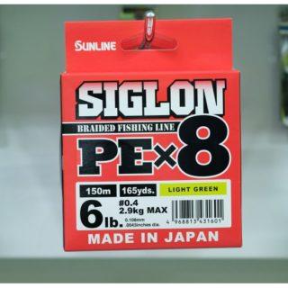 SUNLINE Siglon PE X8 6Lb