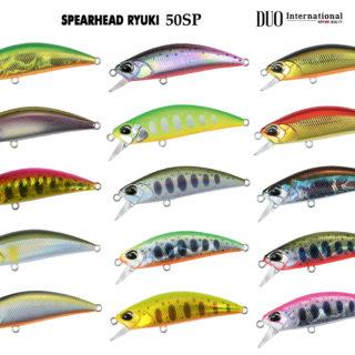 Vobler DUO Spearhead Ryuki 50 SP