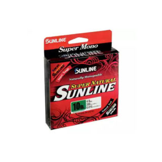 Najlon za ribolov Sunline Super Natural 0.235mm 3.6kg