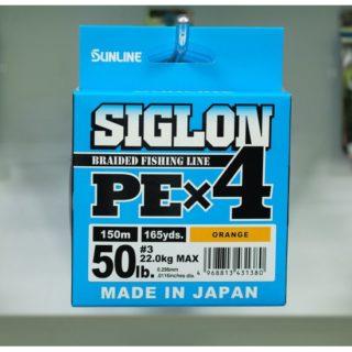 SUNLINE Siglon PE X4 50Lb