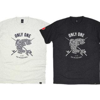 """Majica za ribolov DUO """"Only One"""" kratki rukav"""