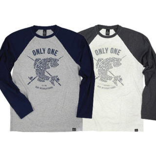 "Majica za ribolov DUO ""Only One"" dugi rukav"