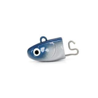 Fiiish Black Minnow 90 Jig Head 20g Bleu BM930