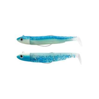 Fiiish Black Minnow 120 Bleu Glow+Shiny Blue 25g BM944